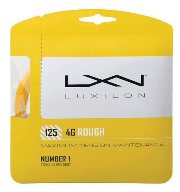 Luxilon 4G 125 Rough 16L
