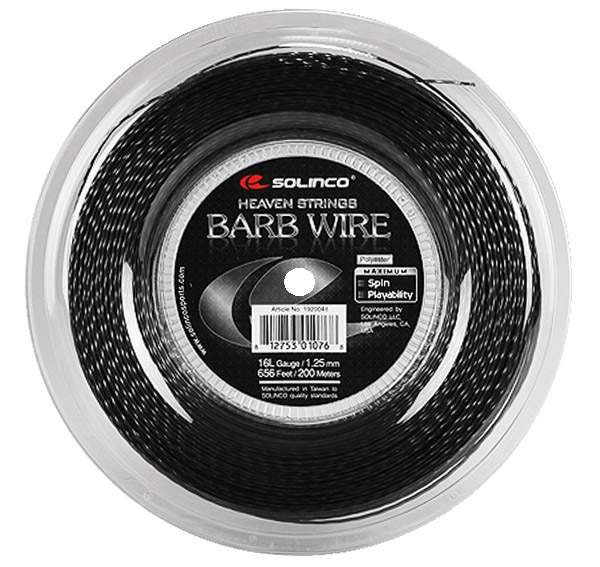 SOLINCO Barb Wire 17G 1.20MM Tennis String