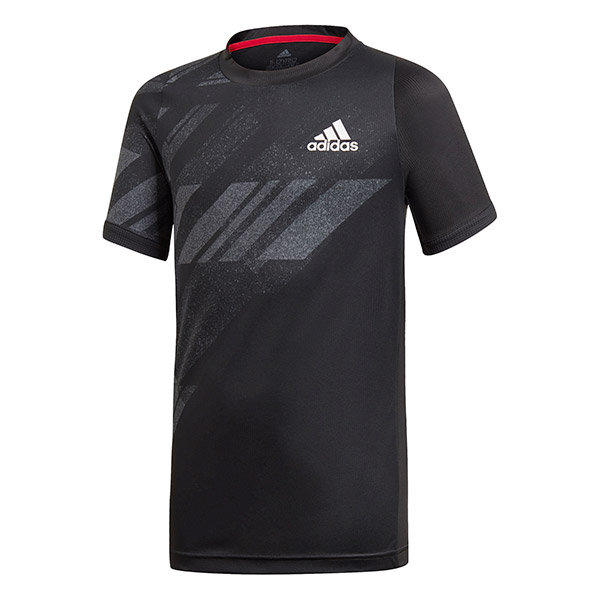 adidas Freelift Print AR Tee (B) (Black)