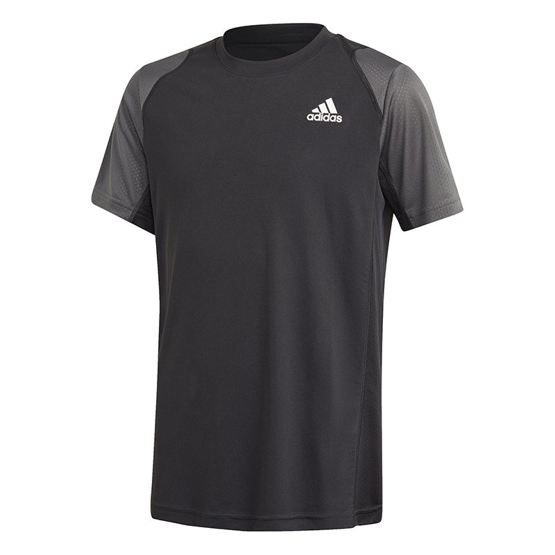adidas Boys Club Tee (Black)