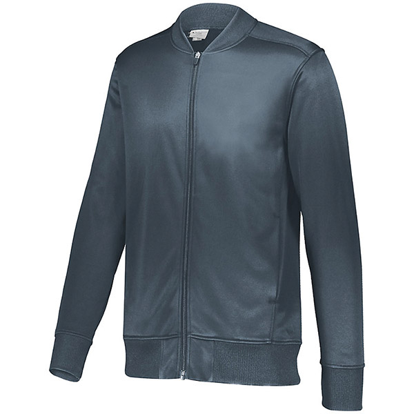 Augusta Trainer Jacket (M) (Grey)