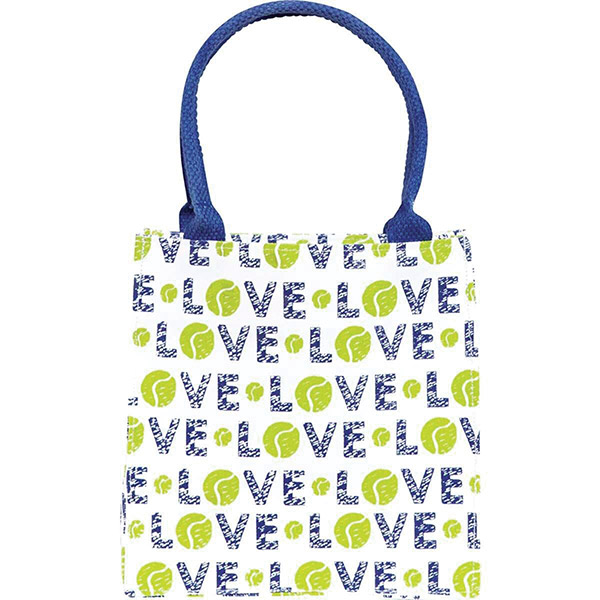 Rockflowerpaper Tennis Love Itsy Bitsy Bag