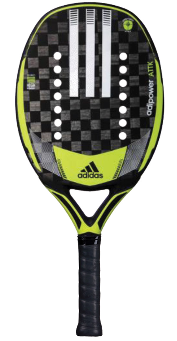 quality design 822c8 c38b4 Adidas adiPower Attack Beach Tennis Paddle