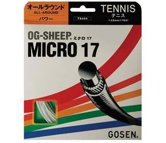 Gosen OG-Sheep Micro 17g