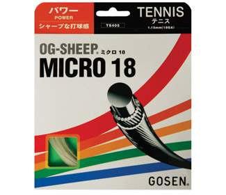 Gosen OG-Sheep Micro 18g