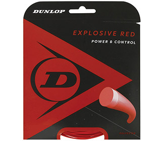Dunlop Explosive Red