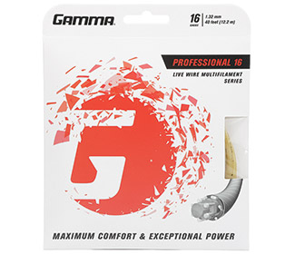 Gamma Live Wire Professional (Natural)