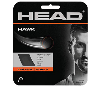 Head Hawk 16g (Black)