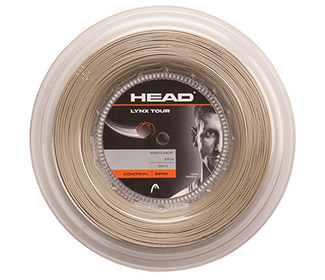 Head Lynx Tour 16g Reel (Grey)