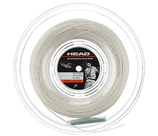 Head Synthetic Gut PPS Reel (White)