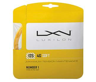 Luxilon 4G Soft 125 (Gold)