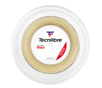Tecnifibre Triax 16g Reel (Natural)