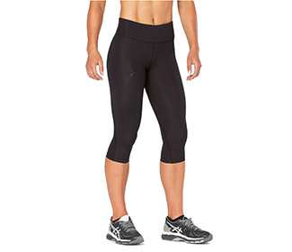 2XU Women's Mid-Rise Compression 3/4 Tight