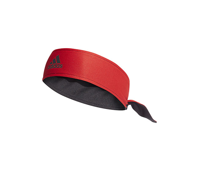 adidas Tennis Tie Band Reversible (Red/Black)