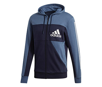 adidas Full Zip Brand Jacket (M)