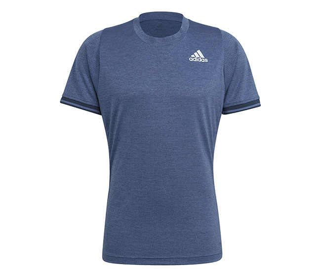 adidas Freelift Tee (M) (Blue)