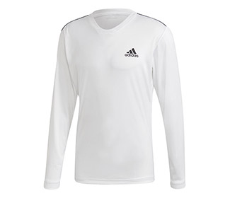 adidas UV Protect Long Sleeve Tee (M)