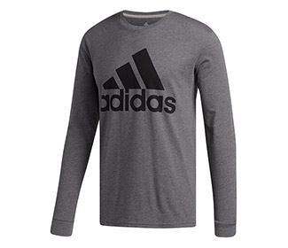 Adidas Badge of Sport L/S Tee (M)