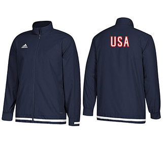 USTA Player Package Adidas Team 19 Woven Jack