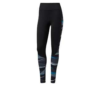 Adidas Performer High-Rise Long Printed Tight