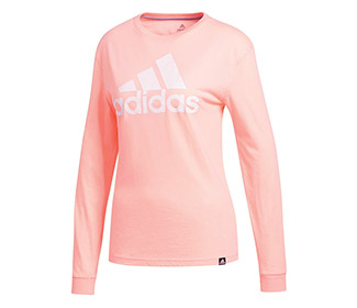 Adidas Badge of Sport L/S top (W)