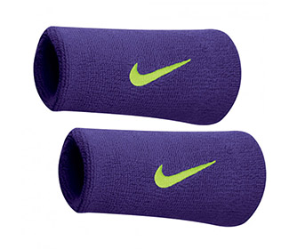 Nike Double Wristbands (2x)