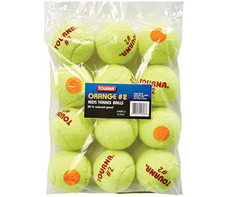 Tourna Stage 2 Orange Ball (12x)