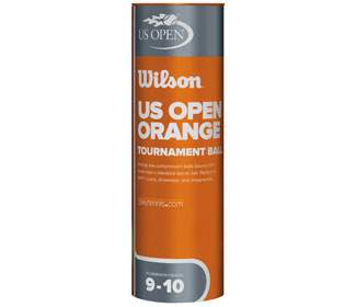 Wilson US Open Tournament Orange Ball (Case 2