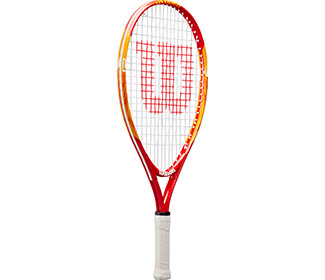 Wilson US Open 21 J/R (Strung) No Cover