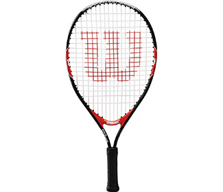 Wilson Federer 21 Junior (Strung) No Cover