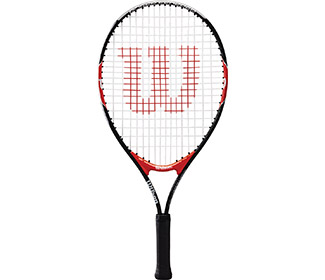 Wilson Federer 23 Junior (Strung) No Cover