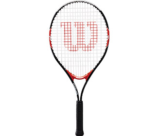 Wilson Federer 25 Junior (Strung) No Cover