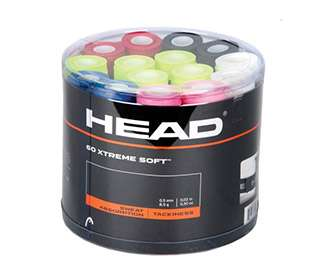 Head Xtreme Soft Overgrip Jar (60x)