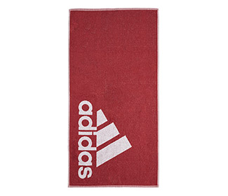 "adidas Sport Towel (20"" x 40"") (Red)"