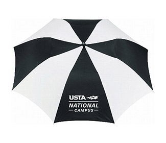 USTA Arc Auto Open Umbrella