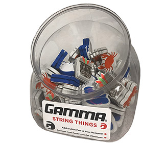 Gamma String Things Jar (60x) Flip Flop/Dolph
