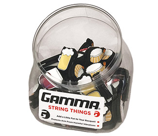 Gamma String Things Jar (60x) Beer, Wine, Sus