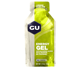 Gu Packets (Lemon Sublime) (1x)