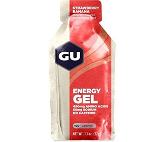 Gu Packets (Strawberry Banana) (1x)
