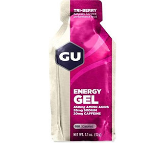 Gu Packets (Tri-Berry) (1x)