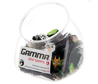 Gamma Zoo Damps Jar (60x) (Assorted