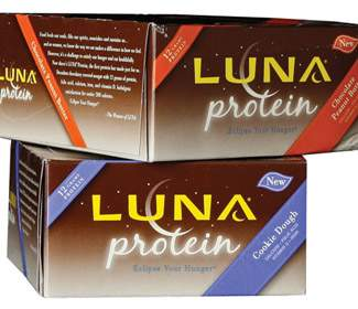 Luna Protein Bars (12/Case)