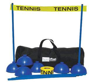 QuickStart 36/60 Basic Tennis Package