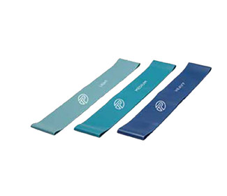 Pro-Tec Resistance Bands (Pack of 3)