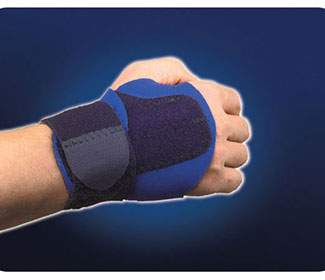 Pro-Tec Clutch Wrist Brace (1x) (Right)