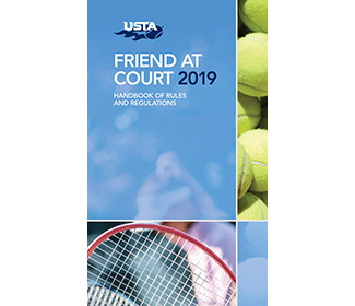 USTA Friend at Court 2019 Handbook