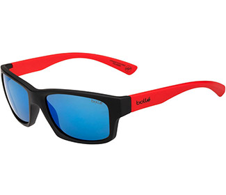 Bolle Holman Floatable HD Plzd Offshore Blue (Matte Black/Red)