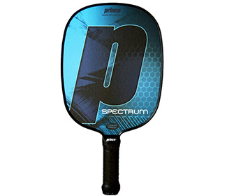Prince Spectrum Thin Grip Pickleball Paddle (Blue)