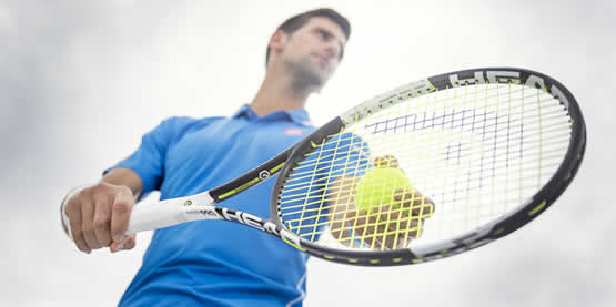 Head Tennis Racquets , Tennis Footwear, Tennis Bags and Tennis Strings