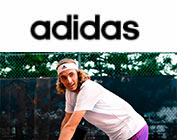 adidas Tennis Apparel and Tennis Shoes